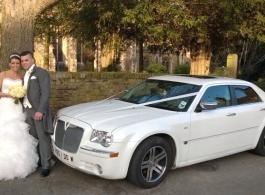 Modern Bentley for weddings in London